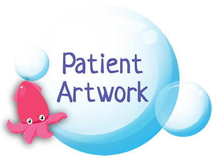 patient artwork